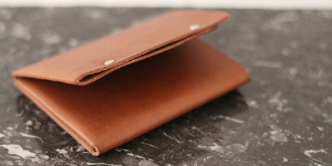 Wallet Review Leather Trifold by Mr. Lentz